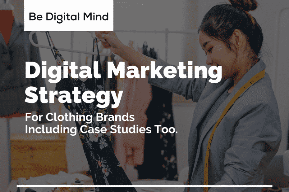 Digital marketing for small Clothing brand